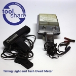 Timing Light and Tach Dwell Meter