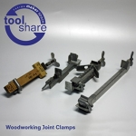 Wood Working Joint Clamps