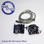 Arduino kit with Jumper Wires