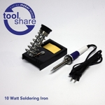 10 Watt Soldering Iron with base