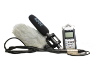 Audio Recording Bundle - Rode NTG2 (basic bundle - no headphones)