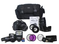 Camera Bundle - Rebel T6 - 1