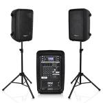 Pyle PPHP28AMX PA Loudspeaker Kit
