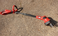 Cordless Cultivator/Trimmer