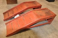 Repair Ramps (Automotive) ORANGE