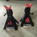 3 Ton Jack Stands (Pair)