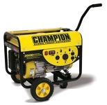 Champion 3000/35000 generator
