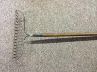 Bow rake