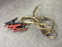 Jumper cables, 12'