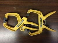 "Clamps, 4"" (pair)"