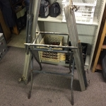 Miter fence and stand
