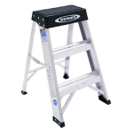 Step ladder, 2'
