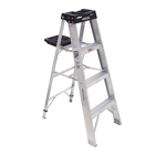 Step ladder, 4'