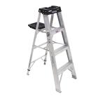 Step ladder, 4'