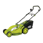 Lawn mower, electric