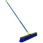Push broom, 5'
