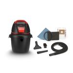 Shop vacuum, 2.5-gal