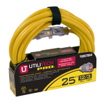 Extension cord, 25""