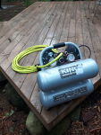 King Ultra Quiet Series Compressor with 50' hose