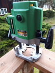 """3-1/4hp Plunge Router (1/2"""" collet)"""