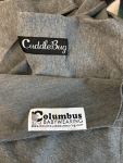 CuddleBug Stretchy Wrap (gray)