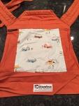 BabyHawk Orange Campers Meh Dai