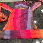 Anaira Creations Toddler Girasol Earthy Rainbow Meh Dai