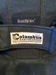 BabyBjorn ONE (denim blue)