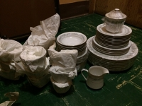 Dishes - 4+ Place Settings