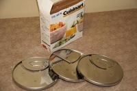 Food Processor Blade Set - Cuisinart DLC-7 Custom Blade Set 1