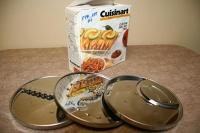 Cuisinart DLC-7 Custom Blade Set 2