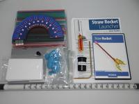 Straw Rocket Launcher