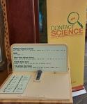 Morse Code Exhibit