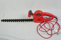 Elektrické nůžky na živý plot/ Electric hedge trimmer