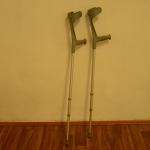 Berle francouzské / Crutches