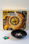 Hra / Game Roulette San Remo