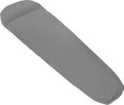 Vložka do spacáku - šedá/ Sleeping bag liner - grey