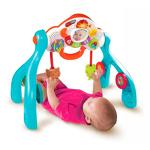 Babygym + speelmat