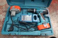Cordless Combi Hammer Drill