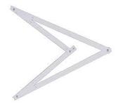 Aluminium Folding Square