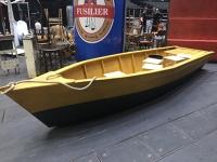 Row boat truck