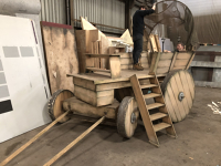 Panto Hay Cart