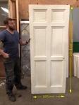 6 Panel Door (895 x 2155mm)