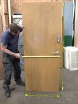 Office door (825 x 2040mm)