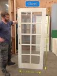 Glass Panel Door (840 x 1985mm)