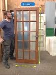 Glass panel Door (840 x 1980mm)