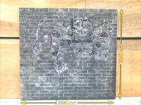 Brick Wall (2360 x 2240mm)