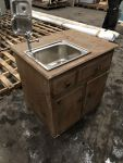 Small Sink & unit