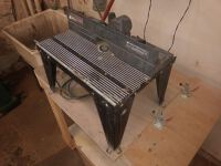 Craftsman Table Top Router Table
