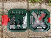 Mixed Drill and Screwdriver Bit Set (34x)